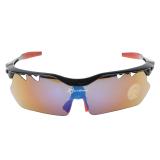 Review Rockbros Terpolarisasi Bersepeda Olahraga Sunglasses Tiongkok