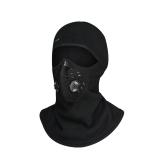 Review Rockbros Musim Dingin Tudung Hangat Windproof Bersepeda Masker Sepeda Syal Bulu With Gaya Lima Filter Gaya Masker Intl Terbaru