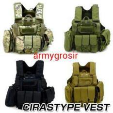 Rompi Ciras Type Vest - 6633Eb