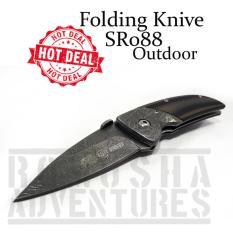 Diskon Romusha Pisau Lipat Sr Folding Knives 088 Tactical Outdoor Survival Branded