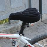 Harga Rorychen 3D Sadel Sepeda Penutup Kursi Hitam Yang Bagus