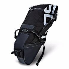 Toko Roswheel 131414 Tahan Terhadap Udara 8L Sepeda Tail Bag Saddle Tube Pouch Oem Di Indonesia
