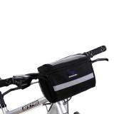 Jual Keranjang Di Depan Setang Sepeda Gunung Tas Road Mtb Sepeda Layar Sentuh Aksesoris Tas Bersepeda Hitam Murah Tiongkok