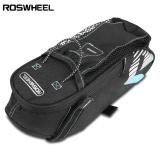 Diskon Roswheel Sepeda Kursi Sadel Sepeda Ekor Tas Belakang Dengan Kantung Botol Air Intl Branded