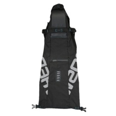 Beli Roswheel Large Capacity Bicycle Saddle Tail Rear Seat Waterproof Storage Bag Black Intl Murah Tiongkok