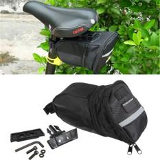 ROSWHEEL MTB BMX Sepeda Bersepeda Pelana Tas Jinjing Tas Ransel Belakang Terjulur Di Kursi