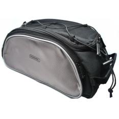 Ulasan Mengenai Roswheel Tas Selempang Sepeda Back Seat Bag Black Gray