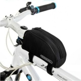 Review Roswheel Tas Sepeda 600D Polyester 1 2L Black