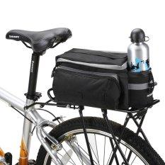 Spesifikasi Roswheel Tas Sepeda 600D Polyester 13L Black Terbaru