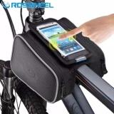 Ongkos Kirim Roswheel Tas Sepeda Bike Waterproof Bag With Smartphone Bag Di Indonesia