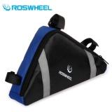 Harga Roswheel Tas Sepeda Segitiga Blue Roswheel Original