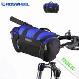Harga Roswheel Tas Stang Sepeda Waterproof Blue Roswheel Online