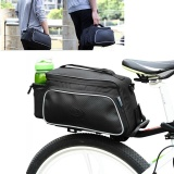 Harga Roswheel 10L Bersepeda Sepeda Sepeda Tail Rear Rack Seat Bag Outdoor Travel Pouch Bicycle Bags Intl Oem