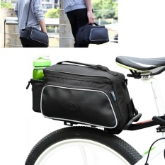 Promo Roswheel 10L Bersepeda Sepeda Sepeda Tail Rear Rack Seat Bag Outdoor Travel Pouch Bicycle Bags Intl