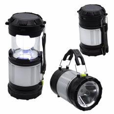 RUIBAO Senter Lampu Emergency - Lentera Camping Powerbank Solar LC01