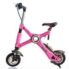 Runwheel XWheel Sepeda Listrik Lipat