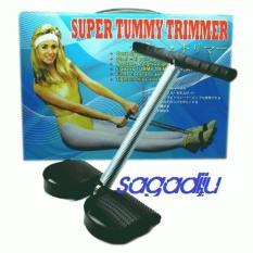 Diskon Sagadiju Tummy Trimmer Alat Fitness Pembentuk Badan Dan Pengencang Otot Perut Best Seller Sagadiju