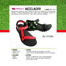 SANDAL GUNUNG - OUTDOOR -Neeladri RED Not Eiger- Consina