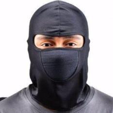 Sarung Kepala Helm 7STAR / Masker Ninja Anti Debu Topeng Ninja Sepeda Motor Cover Pelindung Rambut 1Pcs