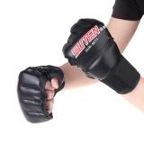 Sarung Tangan Tinju Boxing Gloves Ufc Pride Mma Muay Thai Half Mitts Jawa Barat Diskon