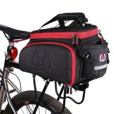 SAVA 35L Sepeda Besar Bags Panniers Lipat Saddle Bag untuk Sepeda Jalan Case Cycling Travel Bicycle Bag-Intl