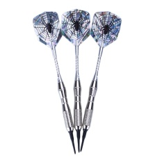 Jual Sciolto Sports 3Pcs Steel Tip Electronic Darts 18G Nice Flight Harrow Point Wing Needle Barrel Intl Murah Tiongkok