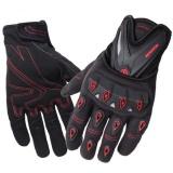 Harga Scoyco Mc10 Sepeda Motor Bersepeda Racing Riding Sarung Tangan Pelindung Penuh Jari Riding Glove Merah Paling Murah
