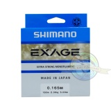 Obral Senar Pancing Shimano Exage 165Mm 150M Murah