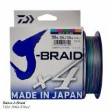 Jual Senar Pe Daiwa J Braid X4 300M Ukuran 50 Lbs Satu Set