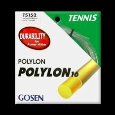 Senar Tenis / Senar GOSEN POLYLON 16 JAPAN