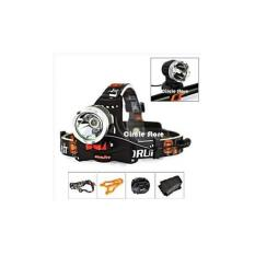 Senter Kepala / Head Lamp Boruit Single Cree XM-L L2 2000 Lumens