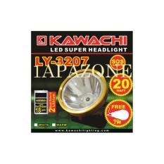 Promo Senter Kepala Ly 3207 20 Watt Free Dc 7W Kawachi Akhir Tahun