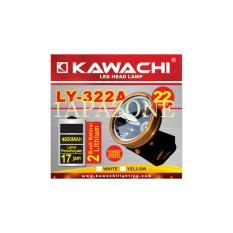 Ulasan Lengkap Senter Kepala Ly 322A 22 Watt Kawachi