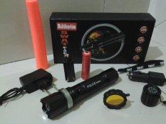 Tips Beli Senter Swat Police Lensa Kuning Kompas Yang Bagus