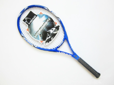 Diskon Senyawa Karbon Aluminium Kekuatan Tinggi Raket Tenis Biru Branded
