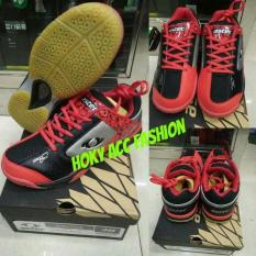 SEPATU BADMINTON ASTEC KRATOS RED - ORIGINAL
