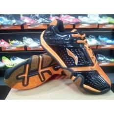 Sepatu Badminton Lining Hero No1 Ayzh 039-4 Original - 9Aecb9