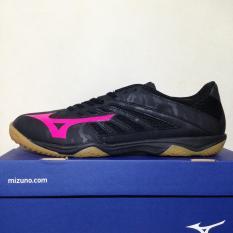 Sepatu Futsal Mizuno Basara 103 Sala IN Black Q1GA173160 Original BNIB