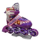 Harga Sepatu Inline Frozen Purple 70 M Baru Murah