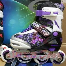 Spesifikasi Sepatu Inline Top Best 12A Purple S Top Best