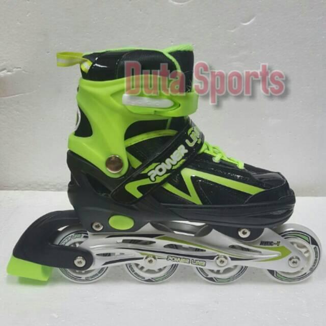 Beli sekarang Sepatu Roda Anak Harga Murah Powerline 5500 ( Hijau ) terbaik  murah - Hanya Rp341.625 1d0bd88884