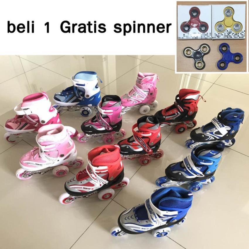 Shock kesepakatan dijual sepatu roda anak power inline skate POWER ... 6791073485