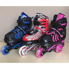 Sepatu Roda Anak Power Inline Skate POWER SUPERB Model BAJAJ - Ukuran 1839f3ffbe