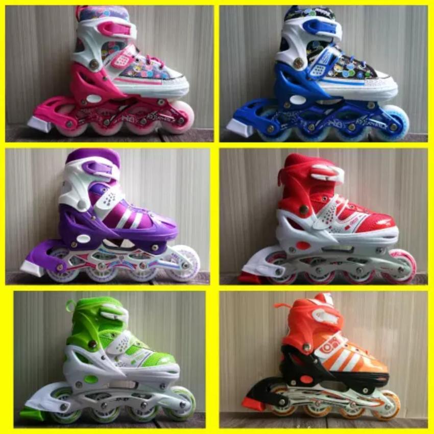 Sepatu Roda Anak HARGA GROSIR !! Inline Skate Murah Kejutan kejutan ... 8a2732609e