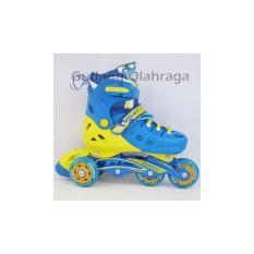 Sepatu Roda BAJAJ Ban KARET Anak Dan Dewasa / Inline Skate Model Jahit