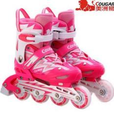 Harga Sepatu Roda Cougar Pink Terbaru November 2018  325d8a3e1a