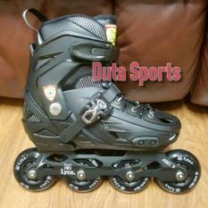 Sepatu Roda Lynx BM 138 Hart Boot ( Black )