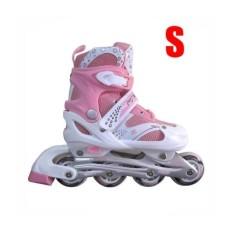 Sepatu roda Outdoor anak Terbaru Inline Skate Random Colour 87df424b46