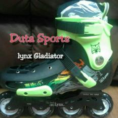 Sepatu Roda/Inline Skate Lynx Gladiator ( Urban )