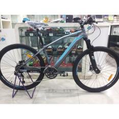 Sepeda 27.5 Mtb Thrill Vanquish 1.0 Grey/Blue - 6Ebdec